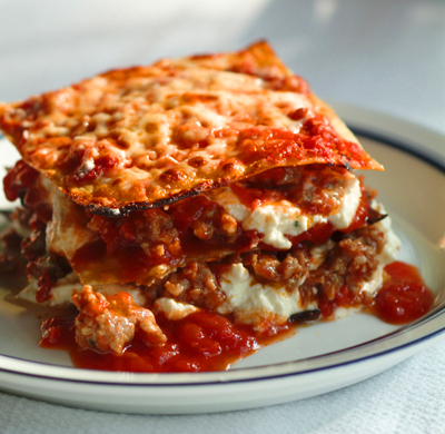 Tips to heat lasagna in the oven
