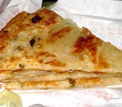 Savory Onion Pancakes