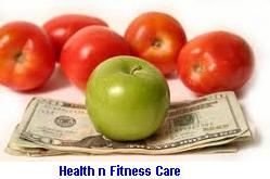 Healthy food on a budget