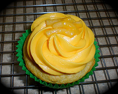 Macaroni and Cheese Cupcake