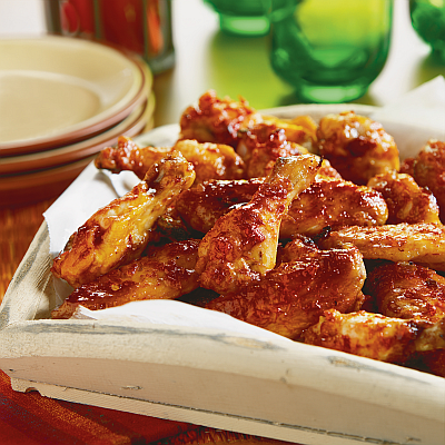 sweet-and-spicy-barbecue-wings