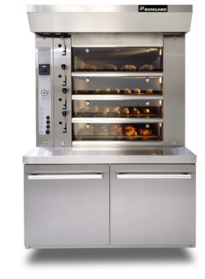 Commercial ovens for use in restaurants