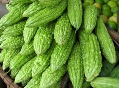 Bitter melon can stabilize blood sugar