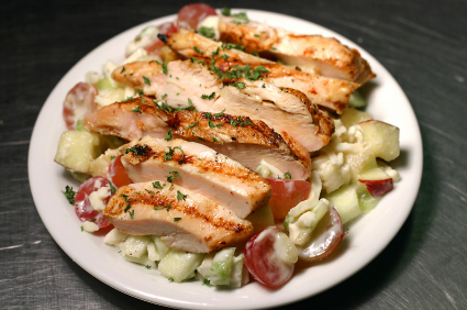 Waldorf Chicken Salad - Delicious Chicken Starters