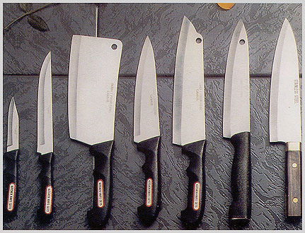 your best kitchen knives a basic set for your kitchenrichard