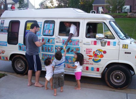 how to start ice cream truck business