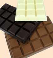 Chocolate - Milk,Dark,White