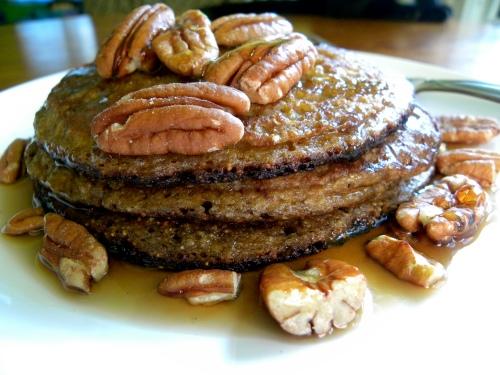 Wholewheat pancake