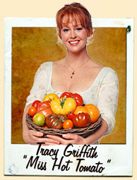 Miss Hot Tomato Tracy Griffith