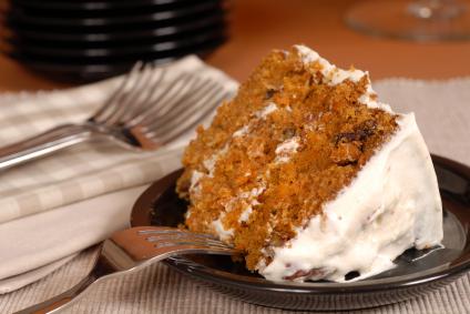 How To Bake Carrot Cake