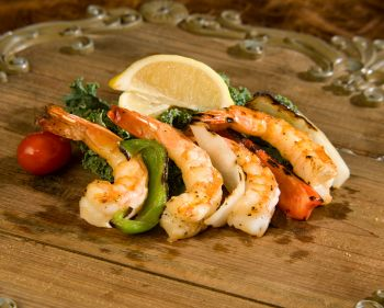 Marinated Shrimp for Skewers