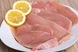 Raw Fish Strips