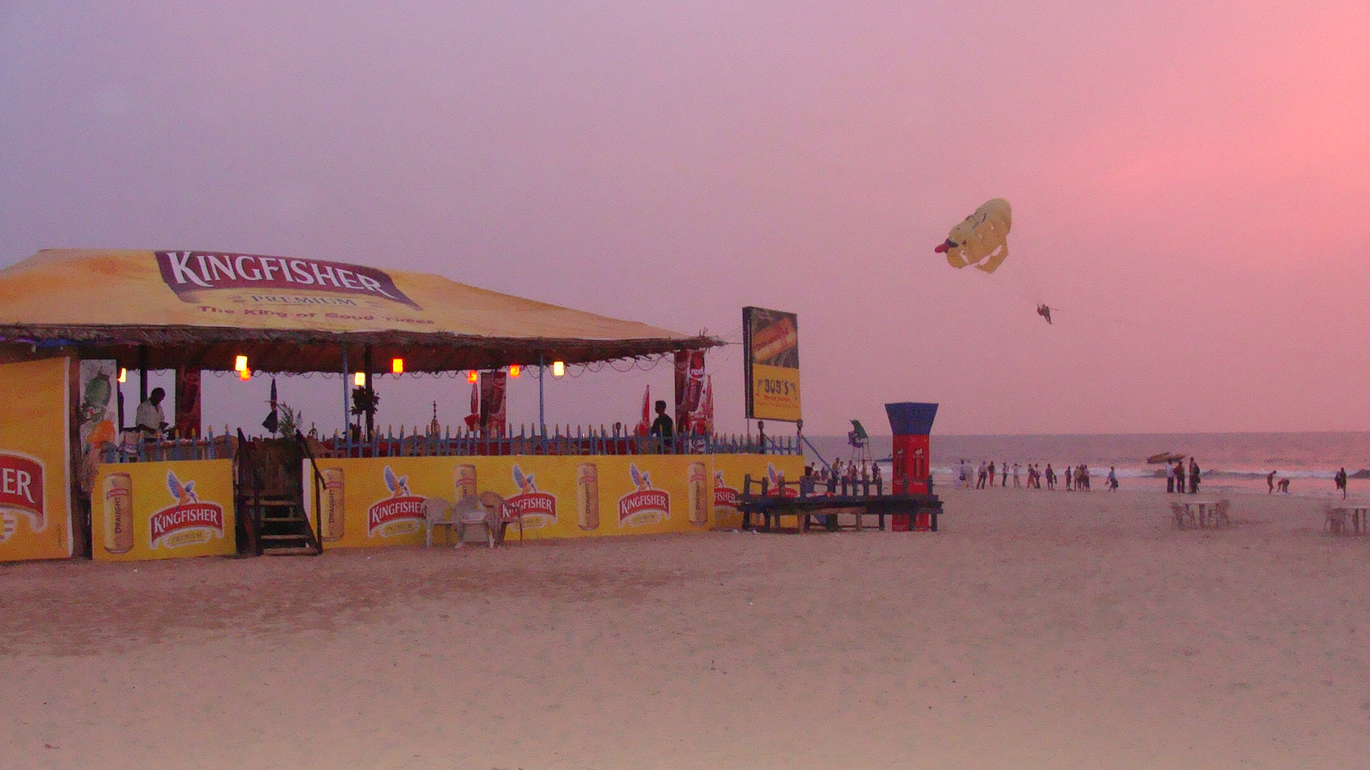 Sunset in Goa 1