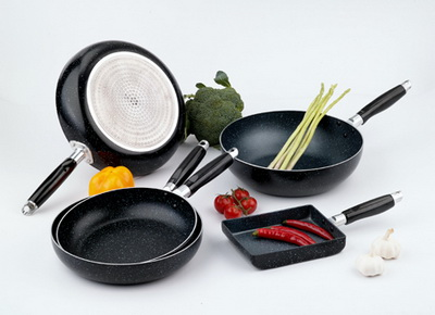 USing Marble Cookware