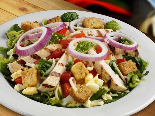 Salads on Texas Roadhouse Menu