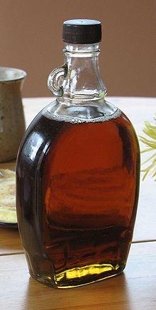 Sugar beet syrup