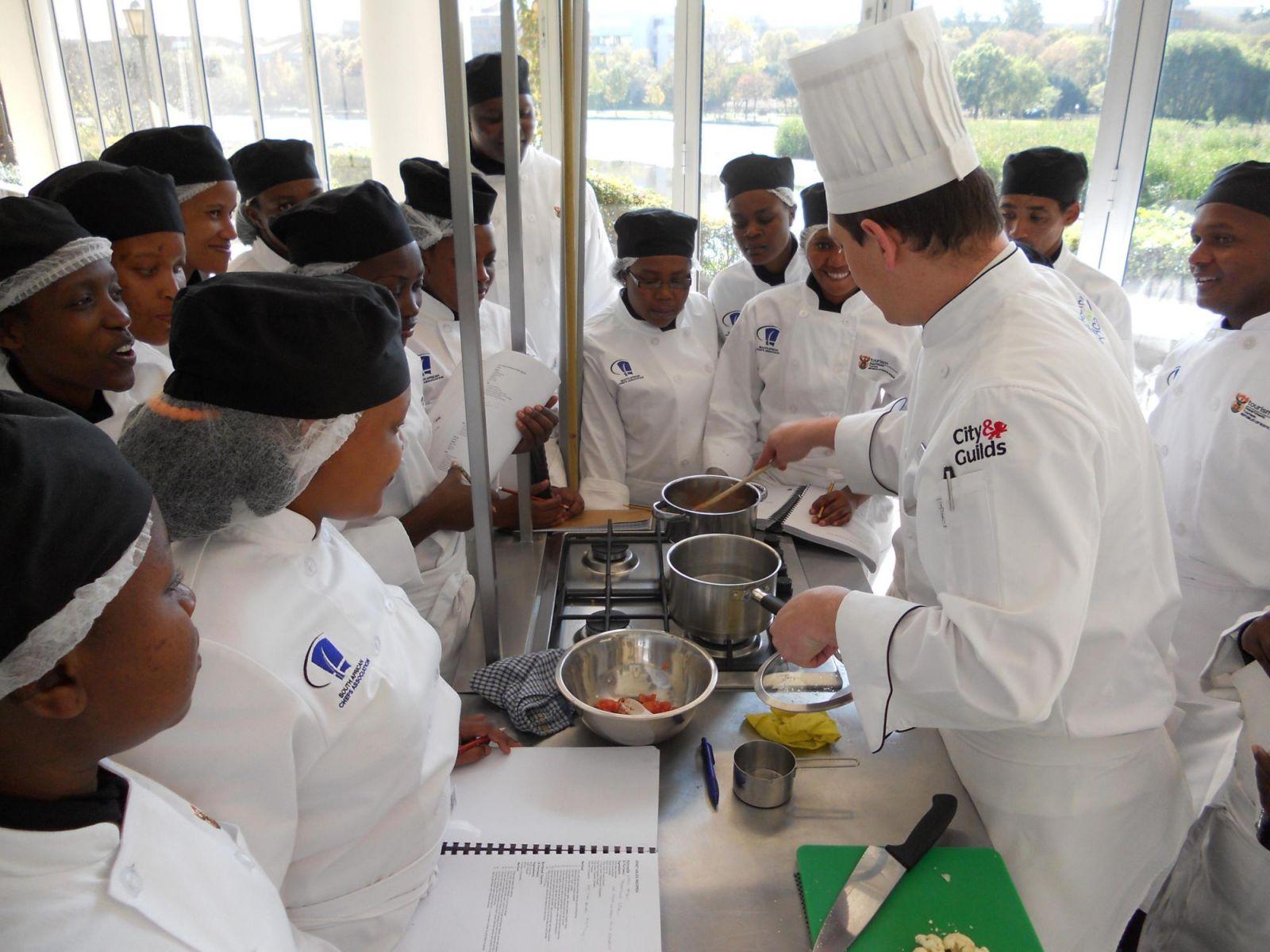 African Chefs
