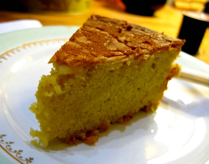 Spanish Butter Cake