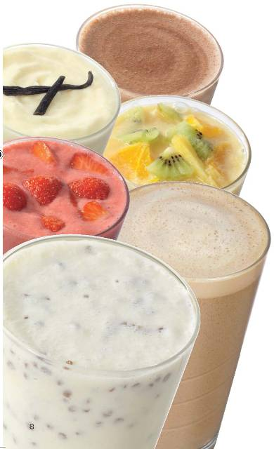 all fruit diet healthy fruit protein shake recipes