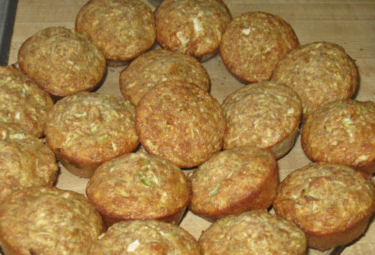 Fried Cabbage Muffins