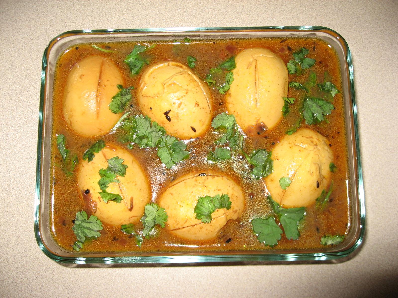 Egg Boiled Recipes Egg Pulusu Recipe Boiled Eggs