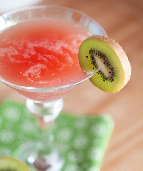 Cherry martini 3