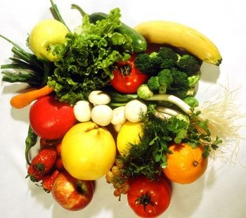 Thyroid diet should be more of vegetables and fresh fruits