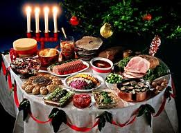 Christmas food traditions