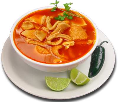 Hominy is added to menudo to give it a new taste and flavor
