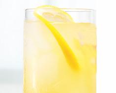 Daffodil Mocktail