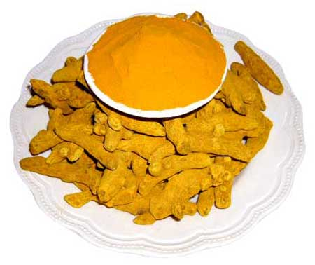 Use turmeric for cancer cure