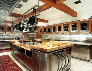 Your commercial kitchen should be spacious