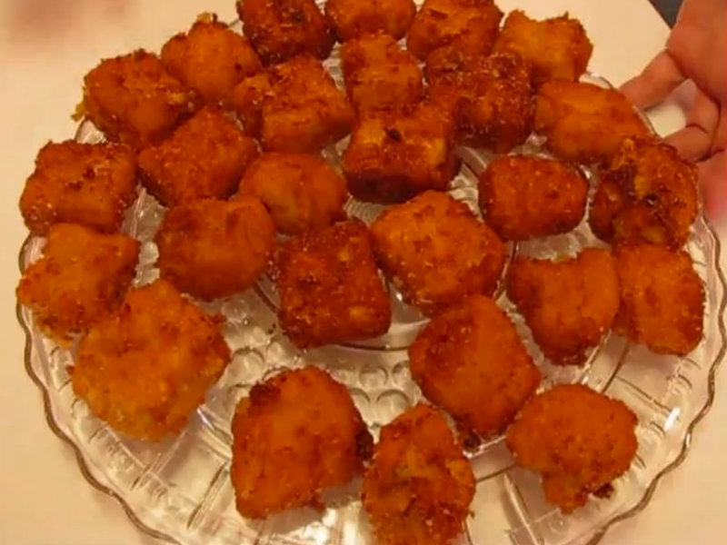 Not Butter! Contest 2--Deep-Fried Macaroni And Cheese ...