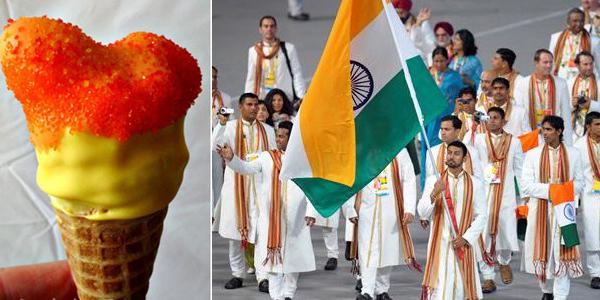 Indian Olympics Contingent
