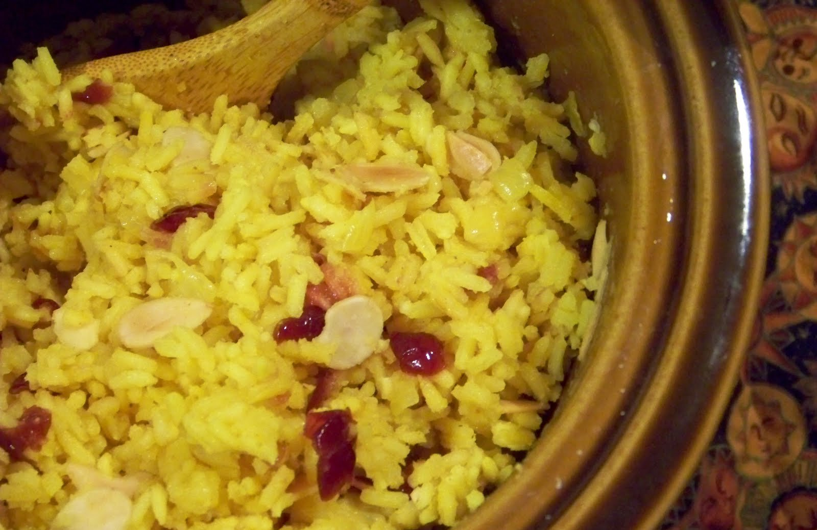 Rice in slow cooker