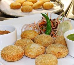 Veggie Kababs