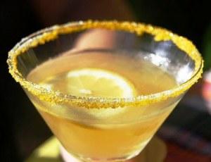 Lemon Slice Garnish