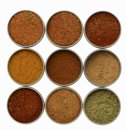 Freezing dried spices and herbs can almost indefinitely extend their shelf life