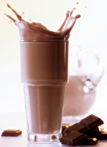 Chocolate Flavored Milk