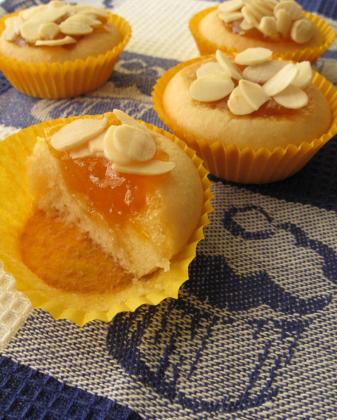 Apricot Cupcake Recipes