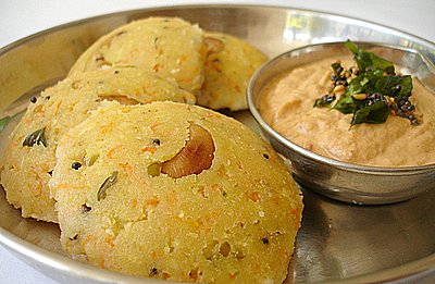 Delicious soft idli makes a filling breakfast item