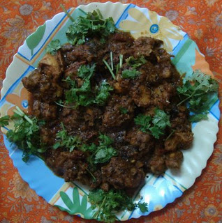 Pepper Chicken Chettinad