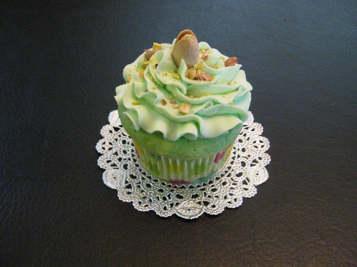 Pistachio Cupcake Recipes