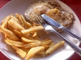 Big breakfast diet menu - Breakfast eggs