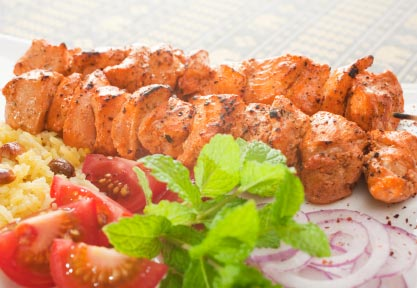 Plan some Indian finger foods for your party - finger-licking goodness, the indian way