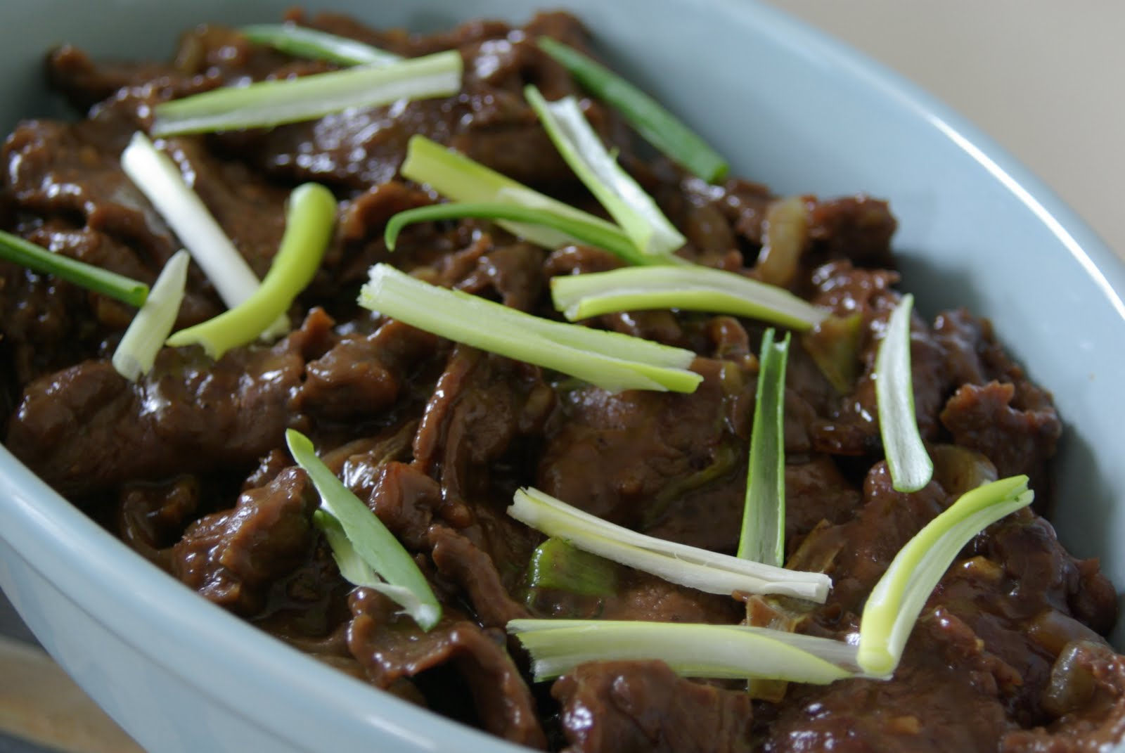 Stir-Fried Chinese Barbecue Beef