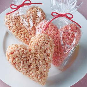 valentine treat decoration