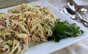 Low Fat Coleslaw — Low Fat Food