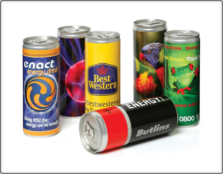 how to store canned drinks well
