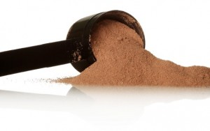 Chcolate-Flavored Protein Powder